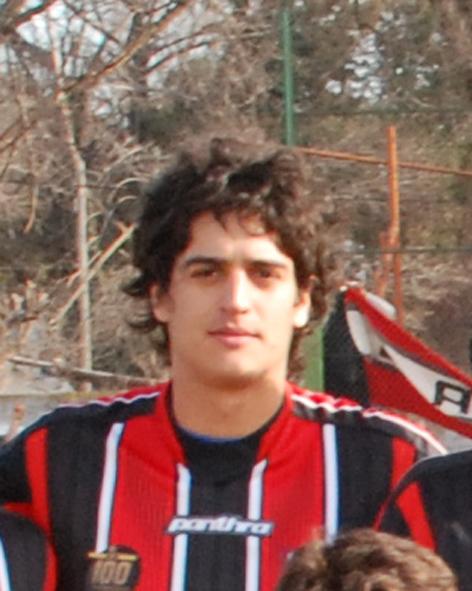 Matías Canario, goleador de la Niña (foto archivo).