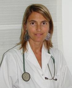 Doctora Lorena Aranda.
