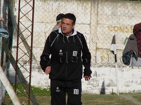 Director Técnico Gerardo Asenjo.