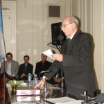 Conca presta juramento como concejal electo.