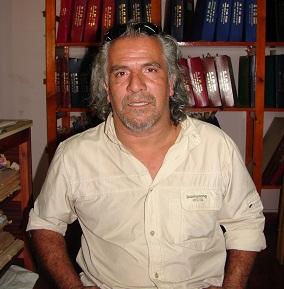 Claudio González.