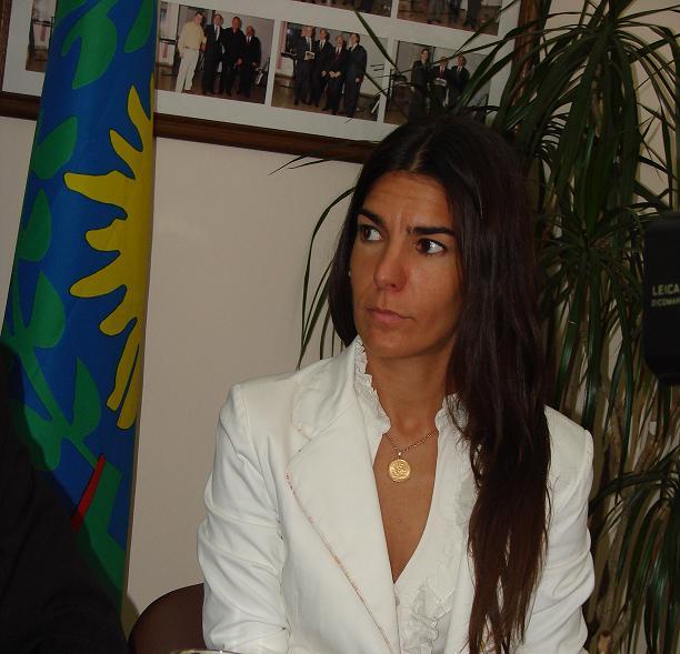 Dra. María Bernarda Ormaechea.