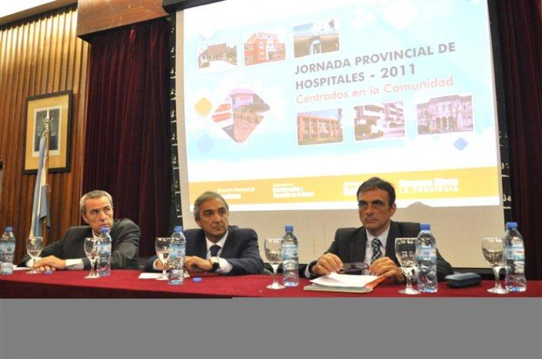 Jornada de Hospitales Centrados en la Comunidad.