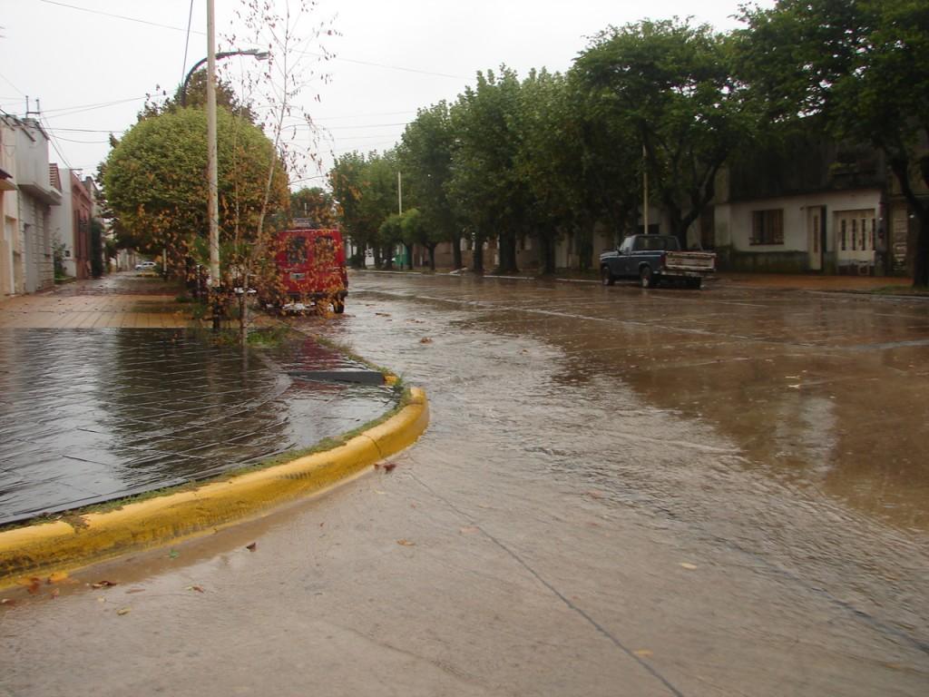 Un nuevo aporte de la lluvia for Gimnasio 9 de julio