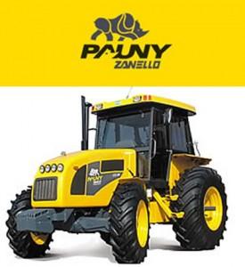 pauny tractor