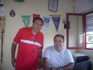 ruben alvarez y Juan Sarmiento