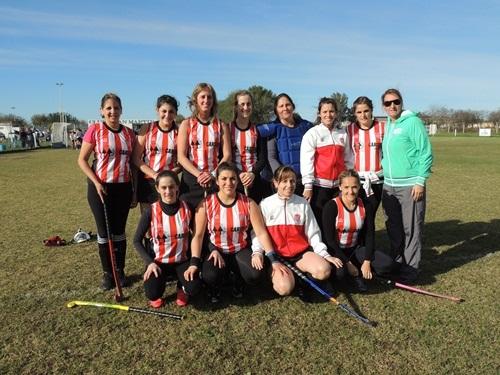 Mamis Hockey de Dudignac se llevo el interclubes de San Martin