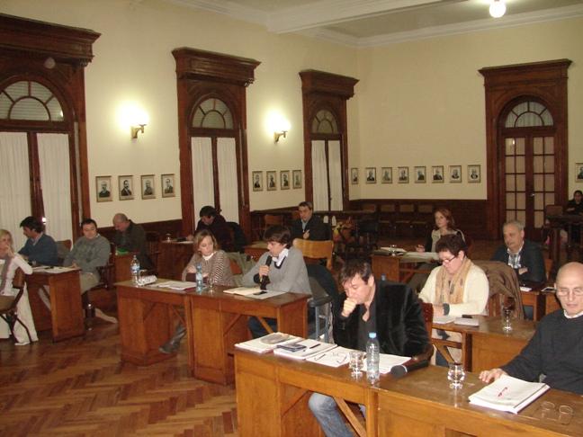 Sesión Concejo