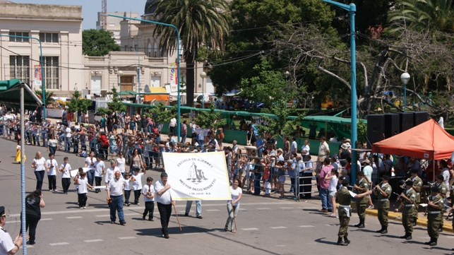 9 de Julio celebro su Fiesta