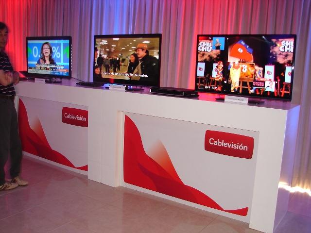 Cablevisión presentó el nuevo servicio de Alta Definición