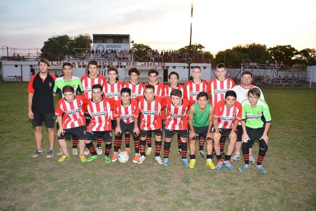 Sub 15: Atlético 9 de Julio le ganó a Ferro