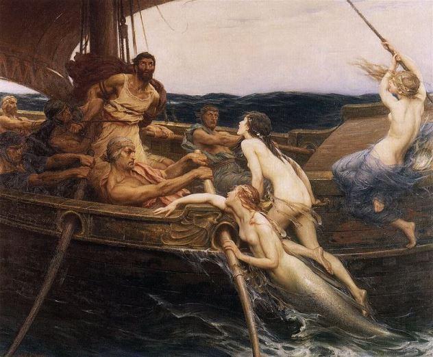 800px-Herbert_James_Draper,_Ulysses_and_the_Sirens