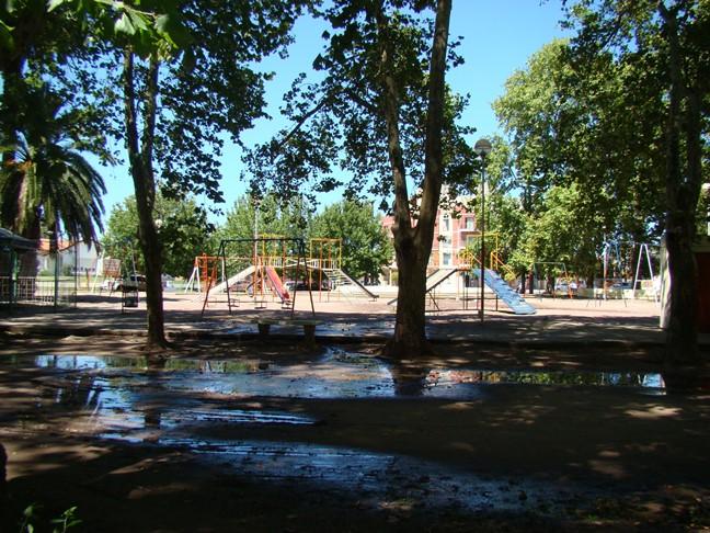 Se le debe prestar más atención mantenimiento del Parque