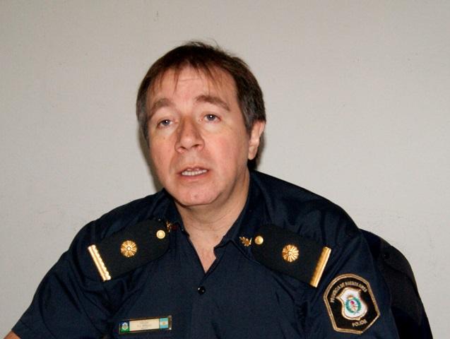 comisario Gabriel Bonello