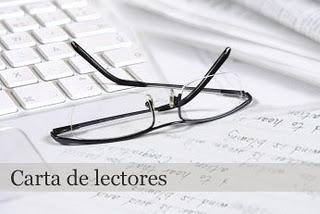 CARTA DE LECTORES