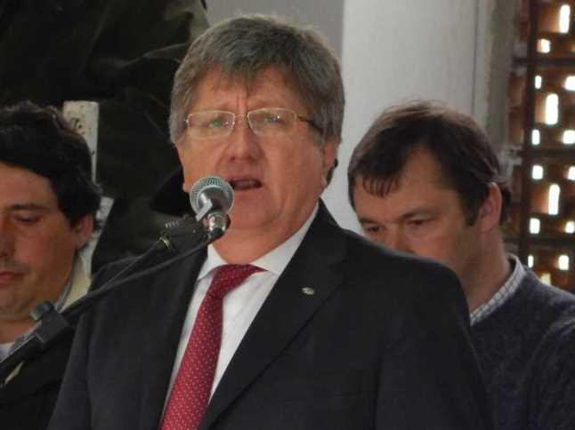 Ruben Ferrero es el presidente de CRA