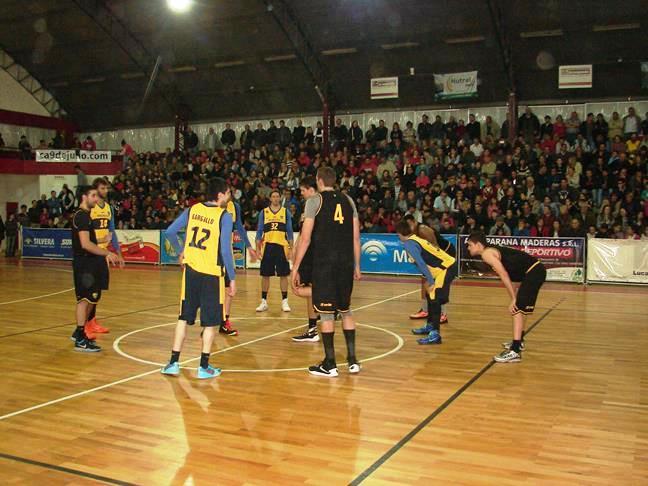"""Atlético """"9 de Julio"""" fue sede de importante encuentro basquetbolístico"""