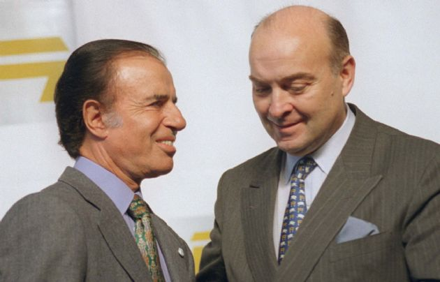 Menem y Cavallo fueron condenados en la causa por sobresueldos en los 90
