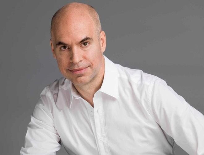 Rodríguez Larreta asume la jefatura del gobierno porteño