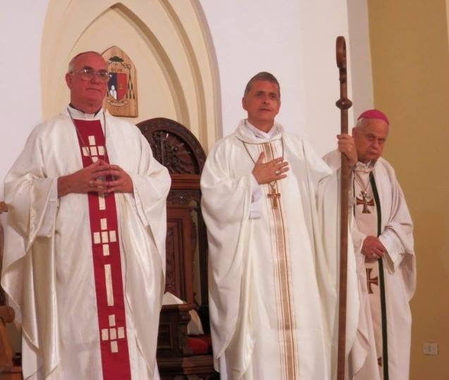 Monseñor Torrado Mosconi asumió como Obispo de 9 de Julio