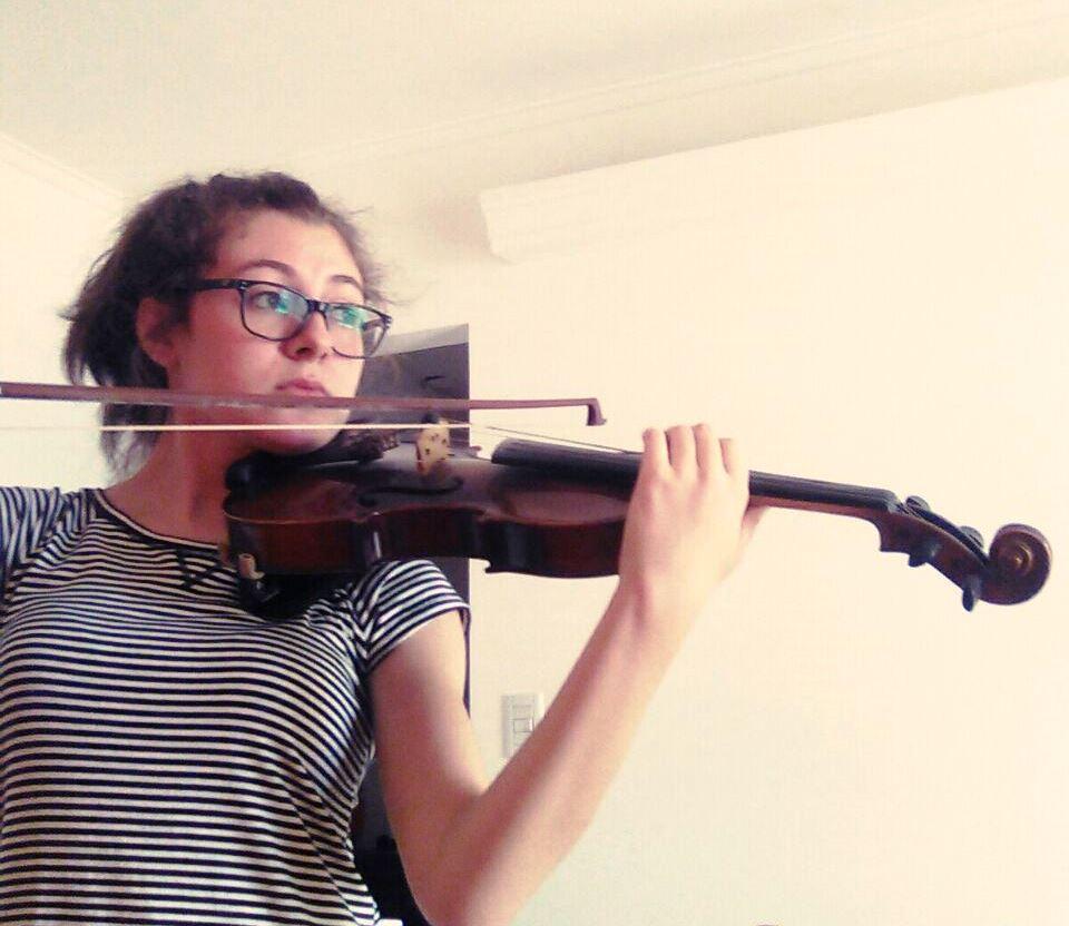 ange violin