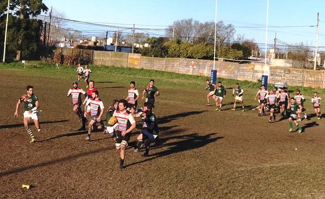 Atlético 9 de Julio venció en  Rugby a Indios de Bolívar 22 a 14