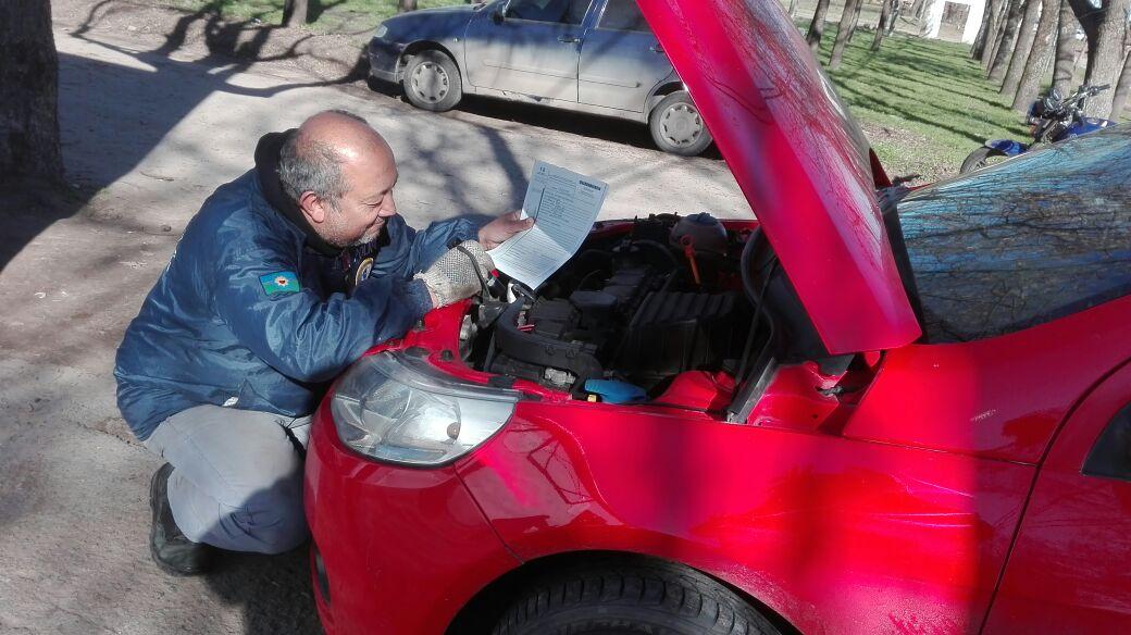 Nuevo sistema de Verificación Policial del Automotor