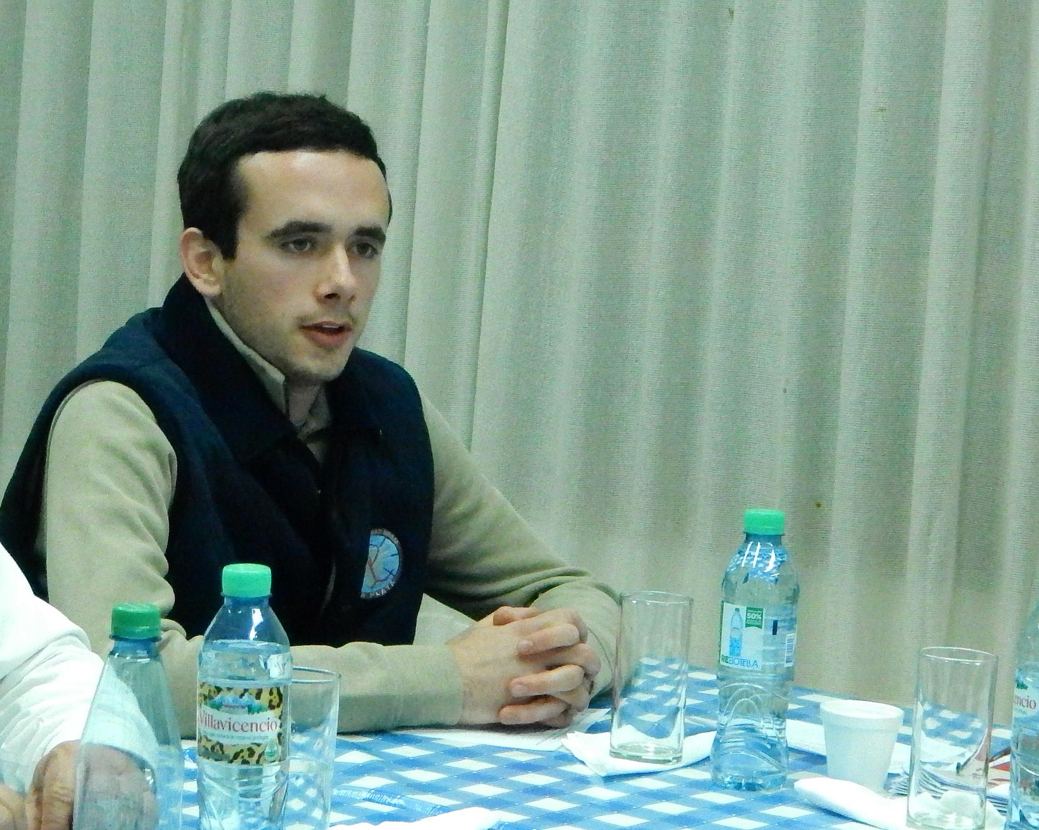 Un nuevejuliense es el Presidente del Ateneo Rural de Sociedad Rural de La Plata