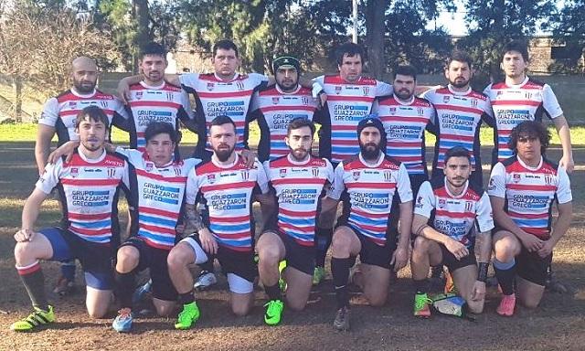 Gran triunfo del equipo de Rugby del Club Atlético
