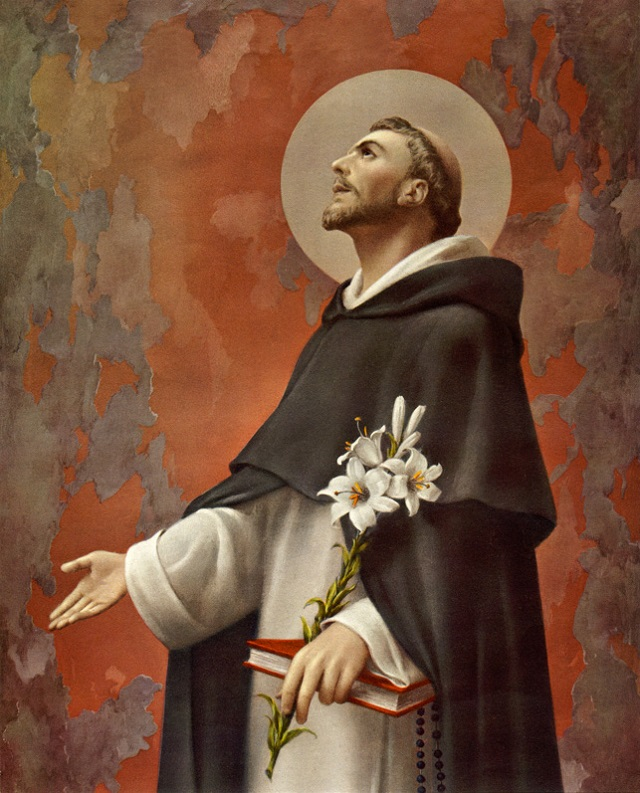 Celebración de las Patronales de Santo Domingo de Guzmán