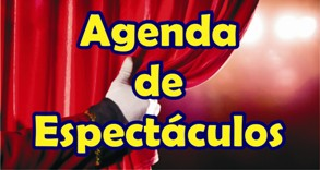 Image result for logo de agenda del espectaculo
