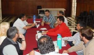 mesaagropecuariaInstancia de la reunion de Mesa Agropecuaria