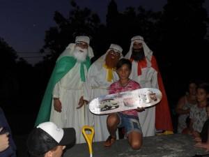 diocesis-Reyes en el barrio Los Aromos en Nueve de Julio (6)