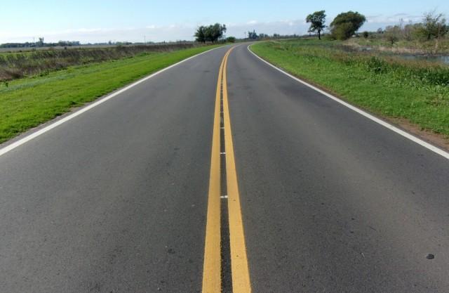vialidad-Ruta 30 Chivilcoy finalizada