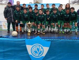Sarmiento Campeon