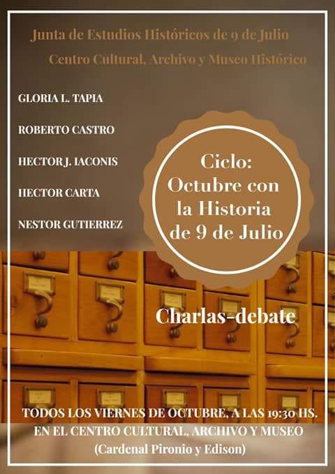 museo charlas