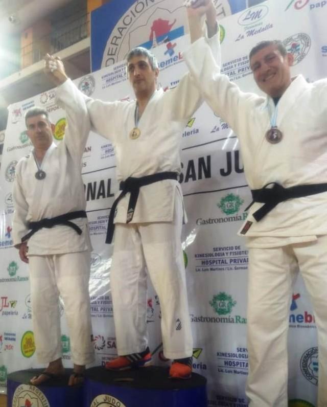 Torneo Nacional de Judo 9 de Julio estuvo presente con un título de sub campeón