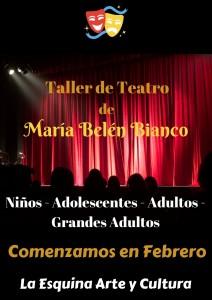 Taller de Teatro 1