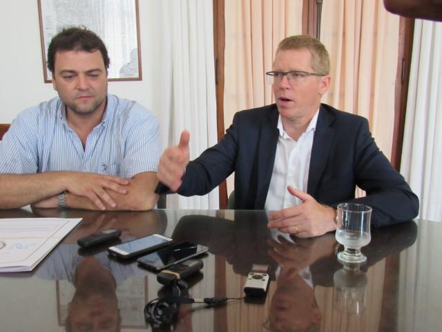 Juan Curutchet: «va a mejorar el servicio»