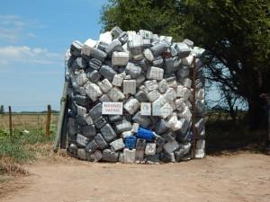 silo de bidones gestion de bidones