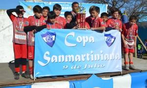 copa-Agustin Alvarez sub campeon en 2008