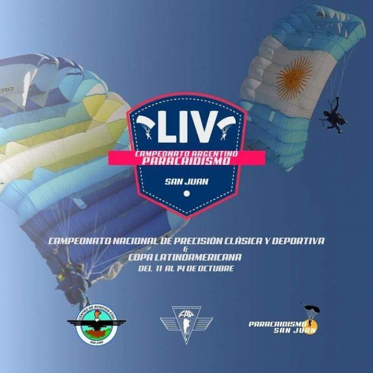 Camino al 54º Campeonato Argentino de Paracaidismo