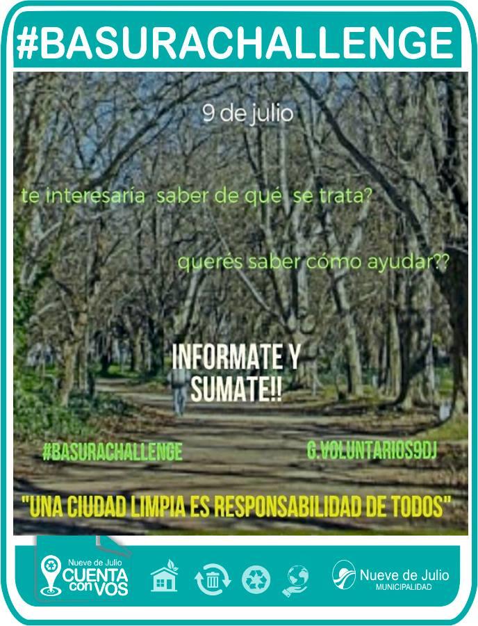 Caminata ecológica y de concientización