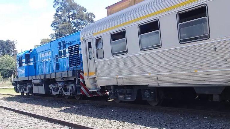VIDEO: En poco tiempo volvería el tren a Nueve de Julio