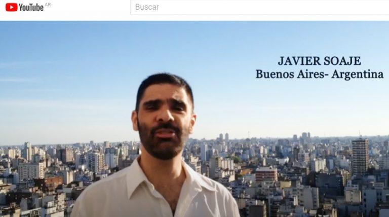 Una excelente realización de Javier Soaje: con voces de Argentina y México