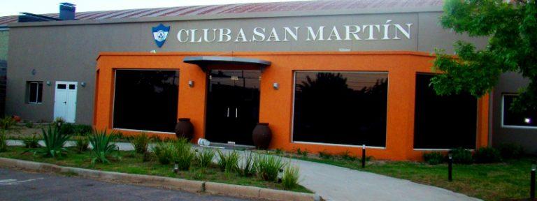 El Club San Martín abre su Secretaría