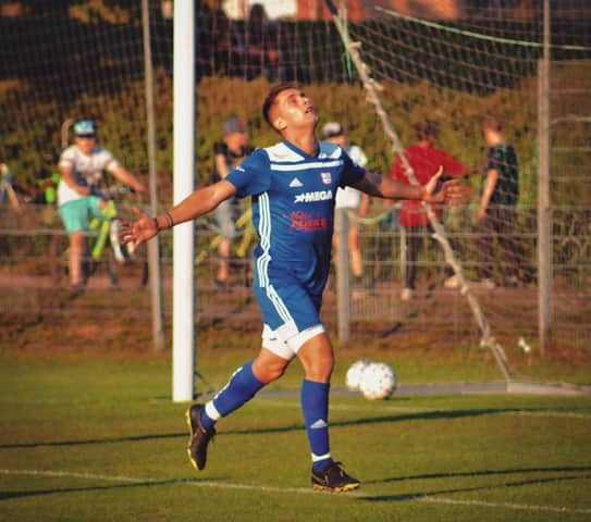 Nicolás Longarini lleva 8 goles en 5 partidos