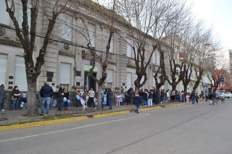 Padres Organizados convocan a una marcha por la Educación