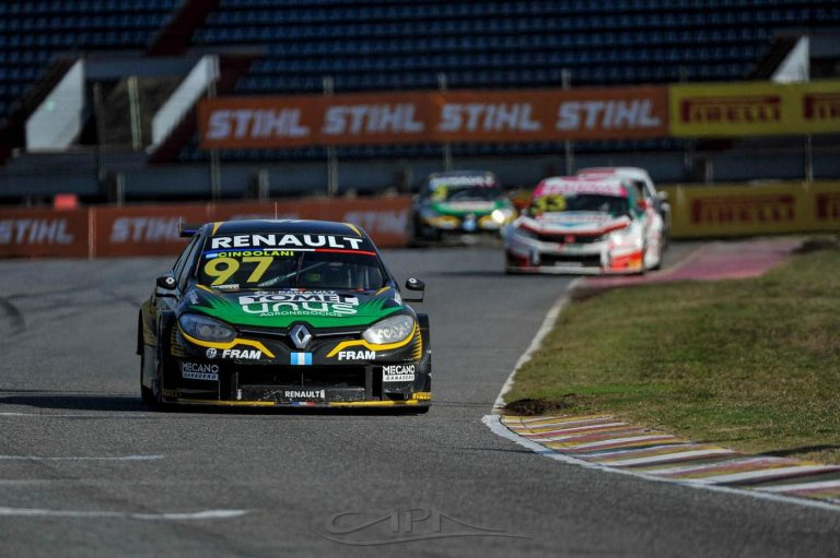 Tomás Cingolani corre en Paraná con el SúperTC2000