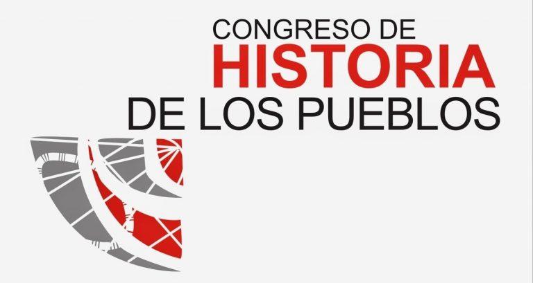 Congreso de Historia de los Pueblos: está abierta la inscripción